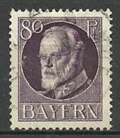Bayern, Nr. 103 I, Gestempelt - Bavaria