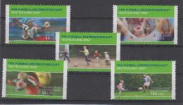 Bund Satz 2324 - 2328  Postfrisch - Gültige Frankatur - BRD