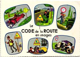 LE CODE DE LA ROUTE EN IMAGE - Cartoline