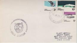 Ross Dependency 1975 Vanda Station Ca 11 Ja 75 Scott Base (30718) - Ross Dependency (Nieuw-Zeeland)