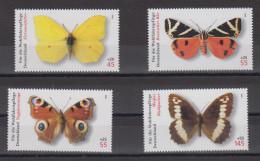 Bund Nrt. 2500 - 2503 Postfrisch - Gültige Frankatur - Ungebraucht