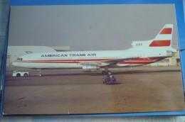 TRISTARD     ATA / AMERICAN TRANS AIR  N11002 - 1946-....: Moderne