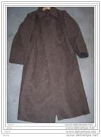 Capote Urss Ww2   L  Russe - Uniforms