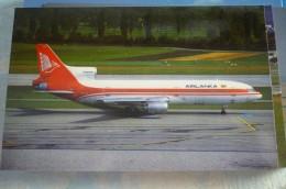 TRISTARD   AIR LANKA  4R ULC - 1946-....: Modern Era