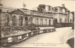92210 ST CLOUD - LE CHÂTEAU LA CHAPELLE Vers 1920 - Saint Cloud