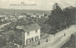 CP Wiltz - Schloß Von Der Bellevue Aus Gesehen - Kaemmerer - Wiltz