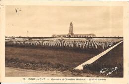 DOUAUMONT - 55 - Ossuaire Et Cimetière National - 12000 Tombes - ENCH0616 - - Douaumont