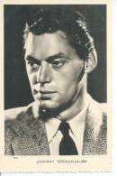 501 - JOHNNY WEISSMULLER  ( Photo:  ?  ) TARZAN / JIM LA JUNGLE / CHAMPION OLYMPIQUE - Actors