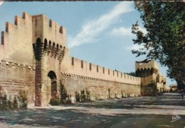 France Avignon Old Castle