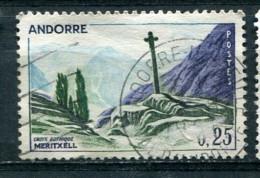 Andorre 1961-71 - YT 158 (o)