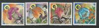 Zambia 1995 SC 645-648 MNH Christmas - Zambia (1965-...)