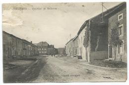 CPA FILLIERES, QUARTIER DE BELLEVUE, MEURTHE ET MOSELLE 54 - Autres Communes
