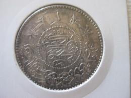 Arabie Saoudite: 1 Riyal 1354 / 1935 (silver) - Saudi Arabia
