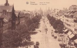 CPA Anvers - Avenue De Keyser (23585) - Antwerpen