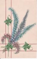 AK Blumen Und Kleeblätter -  Ca. 1910 (23590) - Blumen
