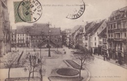 MULHOUSE                           Place De L'hotel De Ville - Mulhouse
