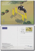 2008 HONG-KONG  Prepaid Picture Card Series No. 38 équitation Horse Riding Reiten Pferd Hípica [DU63]