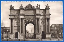 Deutschland; Potsdam; Brandenburger Tor - Potsdam