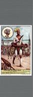 Cromo Liebig   PEUPLADES DU CONGO BELGE  LES WAGENIA - Liebig