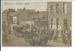 Bohain-11 Mai 1907-carte Photo Société Lumière - Autres Communes
