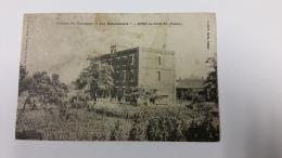 BUSSY LES DAOURS 80 Colonie De Vacances LES BUISSONNETS CPA Postcard Animee - France