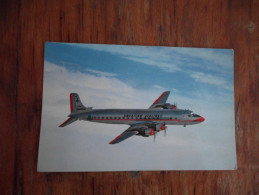 American Airlines   Luxory Leader In The World Of Glight The Mercury Operated With 365 Mhp Dc7 - 1946-....: Moderne