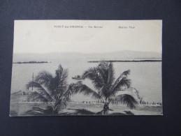 HAITI - PORT-AU-PRINCE - Vue Marine - Cartes Postales