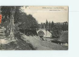 USSEL : Le Pont Des Salles . 2 Scans. Edition Eyboulet - Ussel