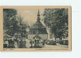 USSEL : Jour De Pélerinage à Notre Dame De La Chabanne. 2 Scans. Edition Cap - Ussel