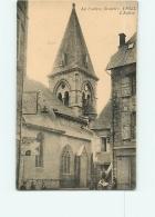 USSEL : L'Eglise. 2 Scans. Edition Boyer - Ussel