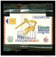 Neuve Sous Blister, Stade Louis II MONACO -  50 Unités - Monaco