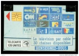 Neuve Sous Blister, La Télévision Par Cable  - 120 Unités - Monaco