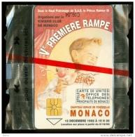 Neuve Sous Blister, KIWANIS CLUB De MONACO 5ème Première Rampe, 50 Unités - Monaco