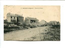 CP    APREMONT (08) Rue De La Poste - France