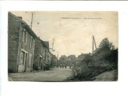CP    APREMONT (08) Rue De Sous Les May - Sonstige Gemeinden