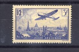 05490  -   France -  Avion  :  Yv  12  * - 1927-1959 Neufs