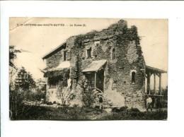 CP  SAINT ANTOINE DES HAUTS BUTTES (08) LA RUINE - Frankrijk