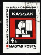 Hungría 3094 Sin Dentar - Usado