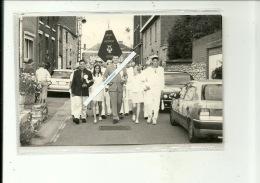 Leernes ( Photocarte De 2003 ) Chaudeau Rue Haute Wespes - Fontaine-l'Evêque