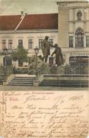 Roumanie - Zilah - Wesselényi-szobor - Rumania