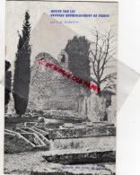 86 - CIVAUX - NOTICE SUR LES VESTIGES ARCHEOLOGIQUES PAR J.C. PAPINOT -1975 - Dépliants Touristiques