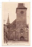 L 9200 DIEKIRCH, Alte Kirche - Diekirch