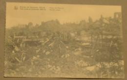 Dixmude - Diksmuide 1914 - 1918: Place Du Marché / De Markt  (0418) - Guerra 1914-18