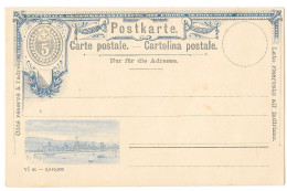 Suisse, Entier Postal / Ganzsache Neuf 1894 - Exposition Cantonale, Kantonale Gewerbeausstellung - Stamped Stationery