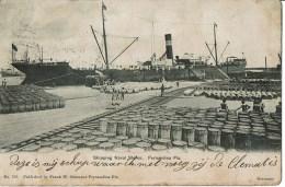 Florida Fernandina   Shipping Naval Stores    N° 736     1905 - Etats-Unis