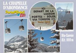 LA CHAPELLE D'ABONDANCE  MULTIVUES (dil222) - La Chapelle-d'Abondance
