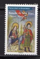 Andorre 2008.Saint Marc - Ongebruikt
