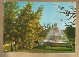 Jolie CP 83 Six Fours La Plage Le Gazouillis De Sa Fontaine - Flamme & CAD Hyères 9-08-1975 - Ed Gai Soleil 689 - Six-Fours-les-Plages