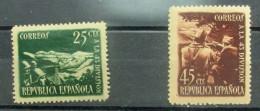 España 787/8 ** - 1931-50 Ongebruikt