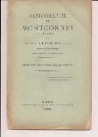 Montcornet Monographie  1890 Histoire Géographie - Géographie